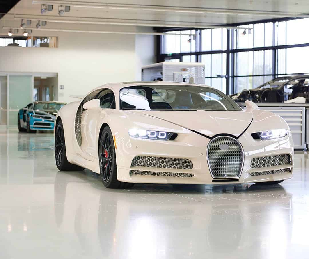Bugatti Chiron Dressed By Hermes Duo Masters A Different Way Of Living